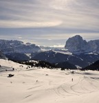 Sciare in Val Gardena