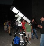 Star party: raduno di telescopi a Villa Torlonia